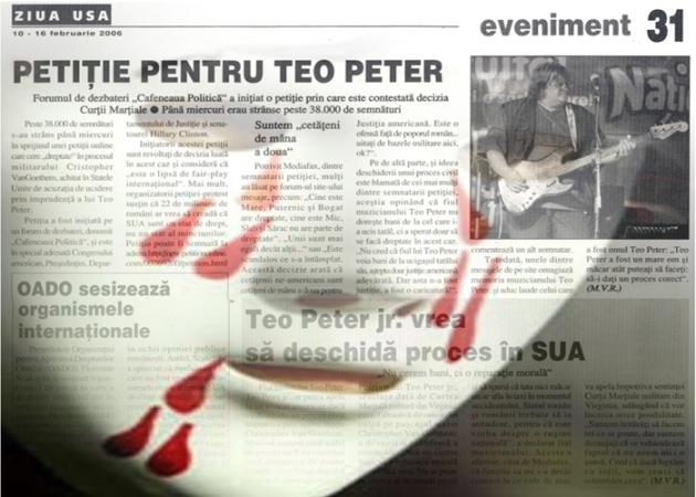 Petitie TeoPeter