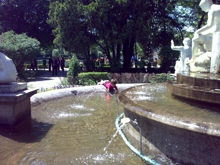 Cluj-Parcul Central Chios-17.05.09-2m