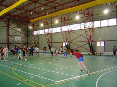 programul national Sali de Sport pt. Elevi