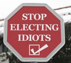 electing idiots https://sorinplaton.wordpress.com