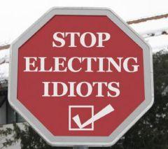 electing idiots https://sorinplaton.wordpress.com