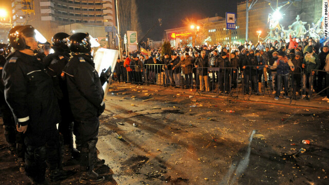 center_of_Bucharest_on_Jan_15_2012