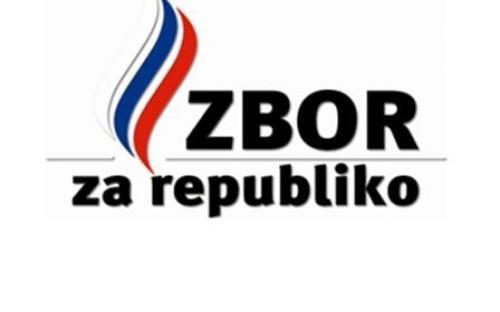 Zbor za republiko