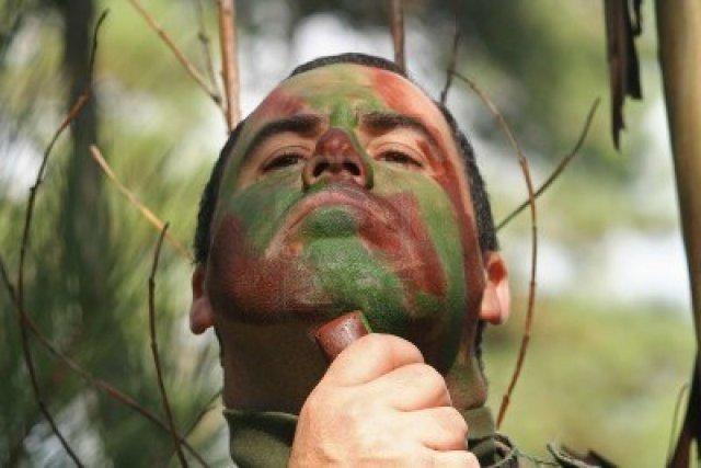Kaki-Kaka-face-camouflage