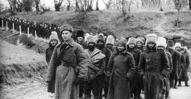 romani prizonieri in URSS