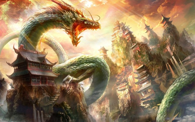 china-the-dragon